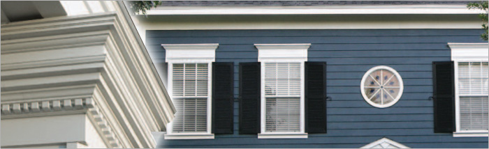 Knotwood® PVC Mouldings | Overview