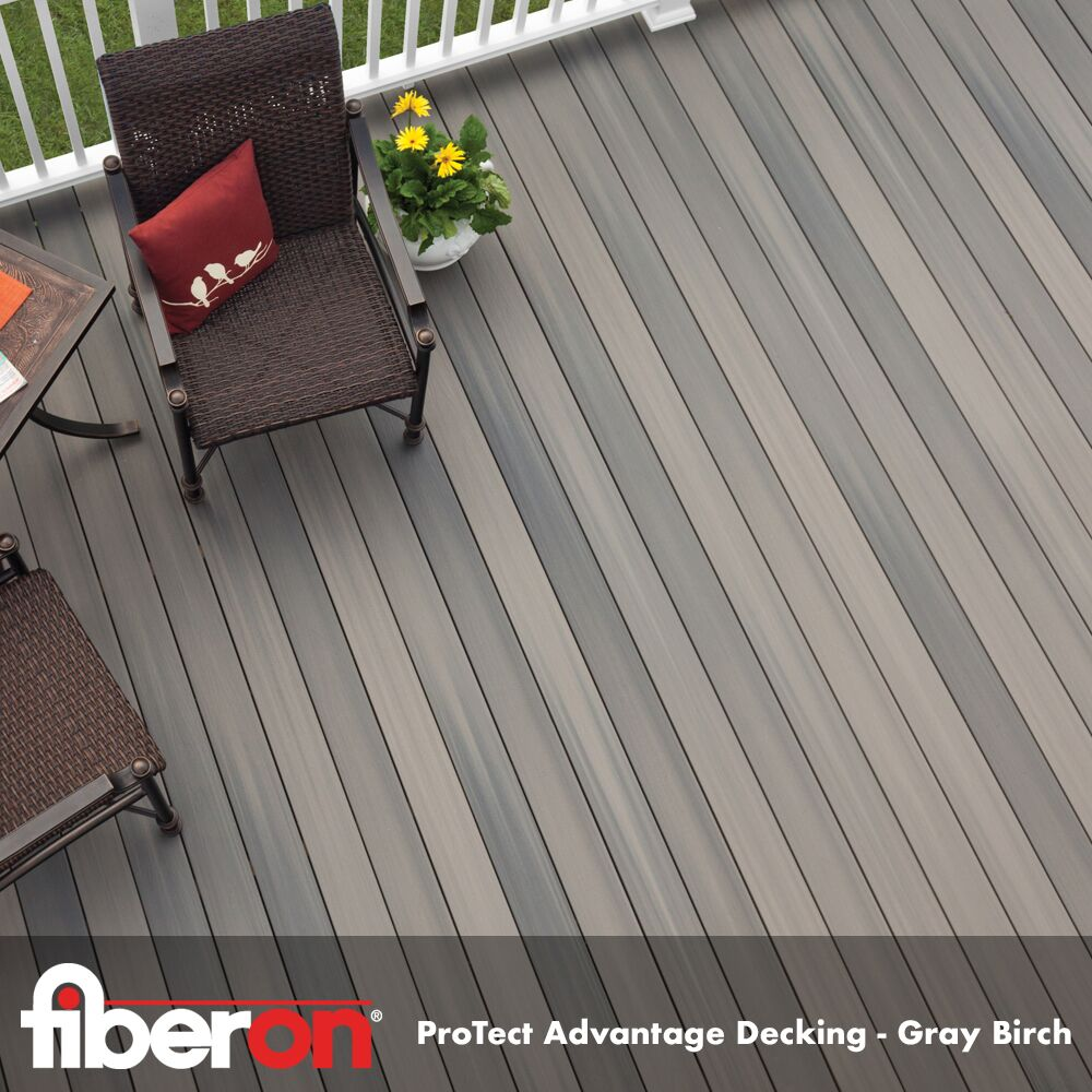 Fiberon Protect Gray Birch