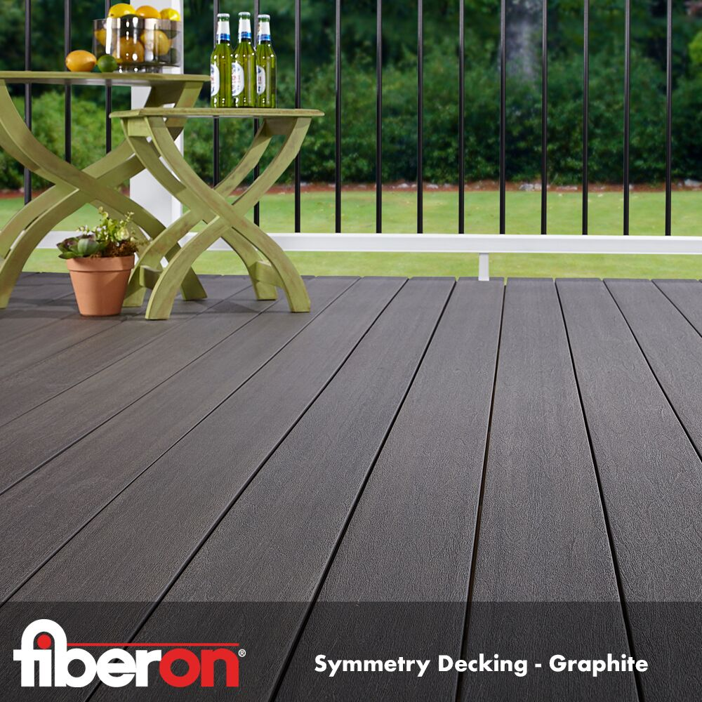 Fiberon Symmetry Graphite