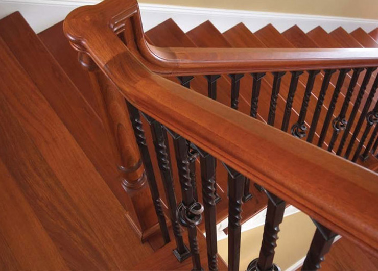 Iron Balusters from the XL Collection