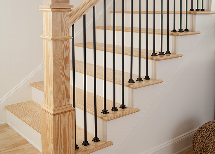 Iron Balusters from the Sicily Collection