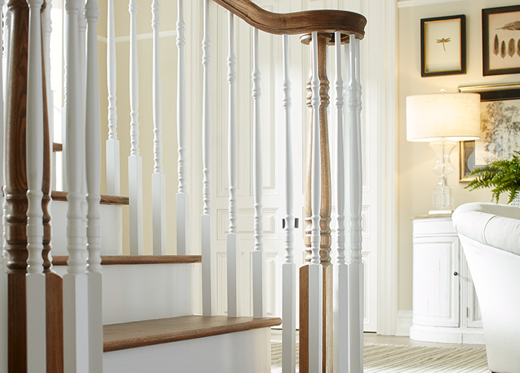 Hampton stair collection