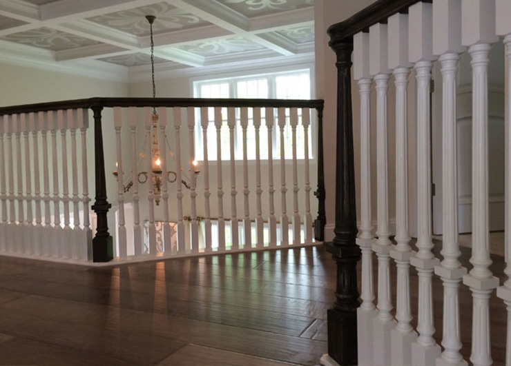 Wood balusters classic collection